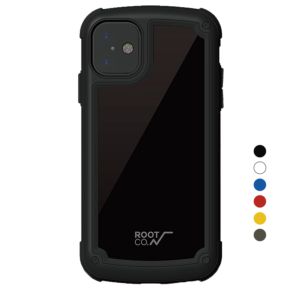 ROOT CO.-Tough & Basic iPhone 11 手機殼系列 product image 1