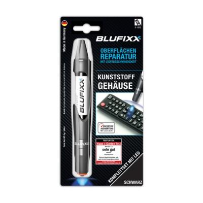 德國BLUFIXX 塑料修復筆 亮黑色<德國製>