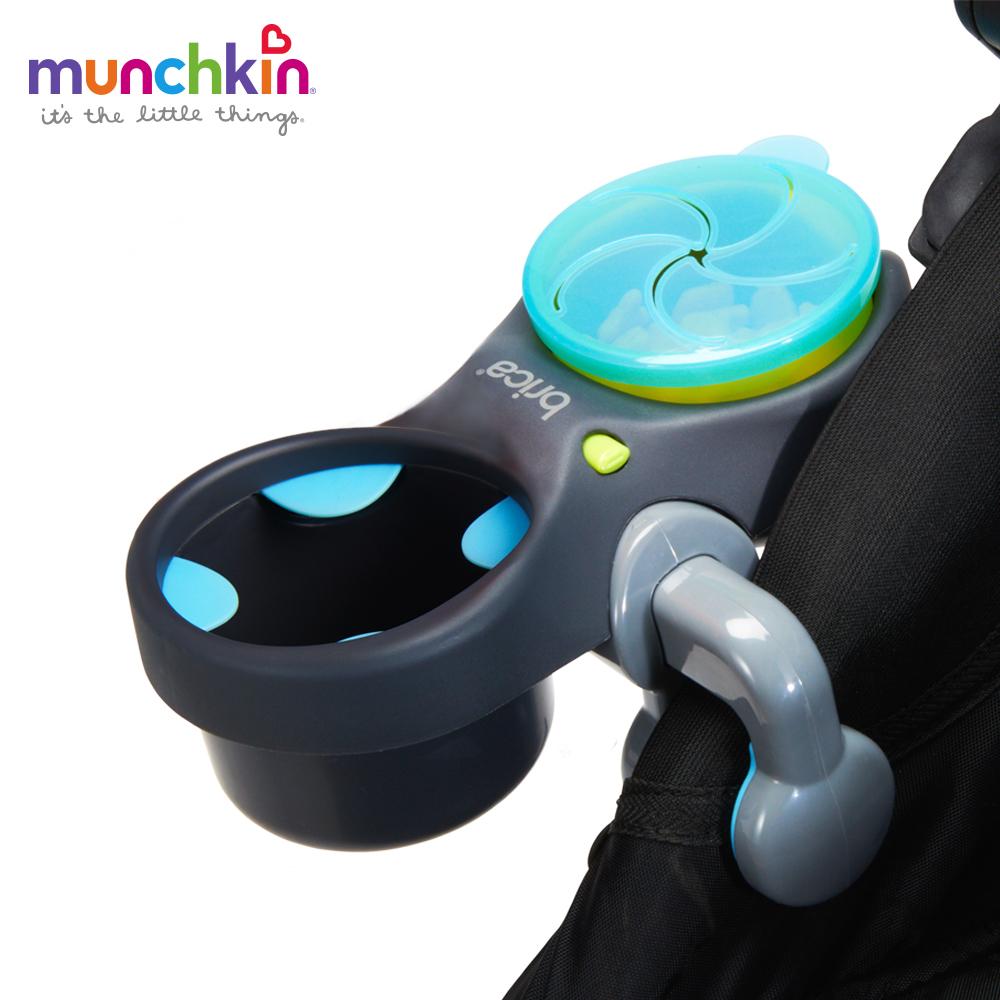 munchkin滿趣健- 夾式兩用零食杯架