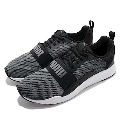 Puma 慢跑鞋 Wired Knit 低筒 運動 男女鞋
