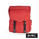 香港設計 AVEC Breeze 後背包(紅)
