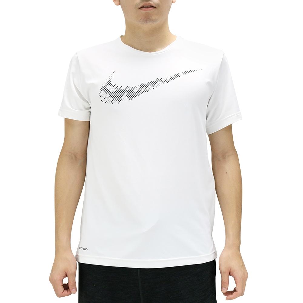 NIKE 男 短袖上衣 (兩款任選) (A款_白)