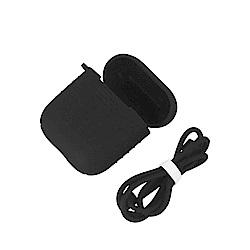 Apple蘋果Airpods藍芽耳機矽膠保護套保護殼-AP001