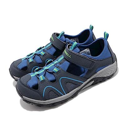 Merrell 兩用鞋 Hydro Teton 戶外 運動 童鞋