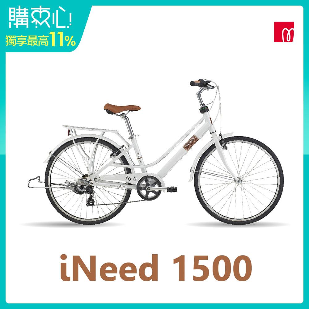 momentum iNeed 1500 都會時尚自行車-兒童安全版