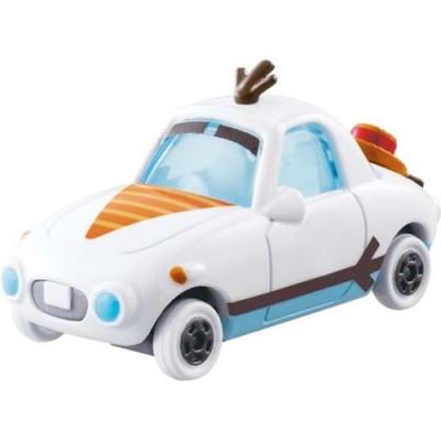 任選TOMICA 冰雪奇緣 歐拉(雪寶) DS82289夢幻迪士尼小汽車