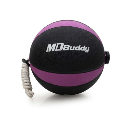 MDBuddy 帶繩藥球7KG 隨機