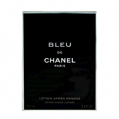 CHANEL 香奈兒 Bleu 藍色男性鬍後水 100ml