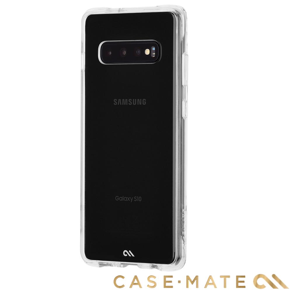 美國 Case-Mate S10 Tough Clear 裸感防摔手機保護殼 - 透明