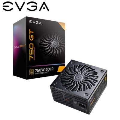 EVGA 艾維克 750 GT 750W 80plus 金牌 七年保固 全模組 全日系 電源供應器