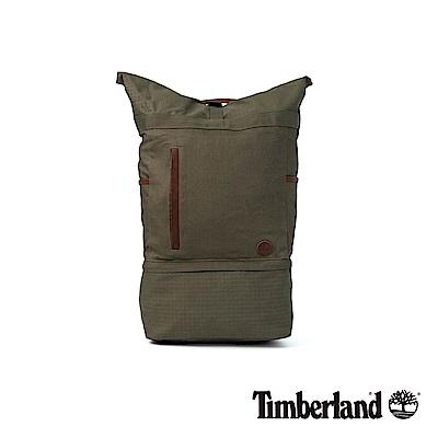 Timberland 男款葡萄葉色Roll Top上捲式後背包|A1CU8