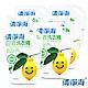 清淨海 檸檬系列環保洗衣精補充包 1500g(箱購6入組) product thumbnail 1
