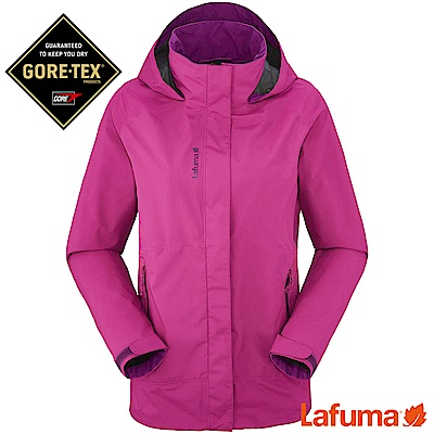 LAFUMA-女WAY GTX 防水外套-LFV113313443-淡紫