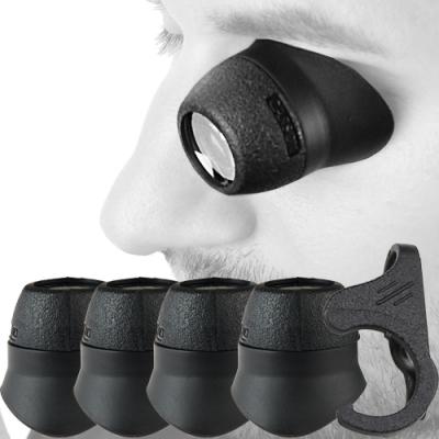 《CARSON》眼夾式放大鏡4件