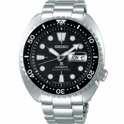 SEIKO PROSPEX DIVER SCUBA陶瓷圈潛水機械錶(SRPE03J1)