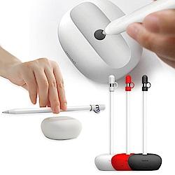 Baseus倍思 矽膠筆座(配矽膠筆帽)for 蘋果pencil適用