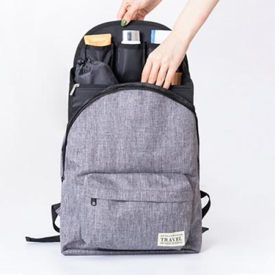 【Cap】背包專用多功能大容量包中包