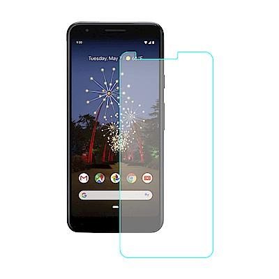 【SHOWHAN】GOOGLE Pixel 3aXL鋼化玻璃0.3mm疏水疏油抗指紋保護貼