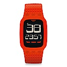 Swatch TOUCH系列 SANGUIN 橘色迷情手錶