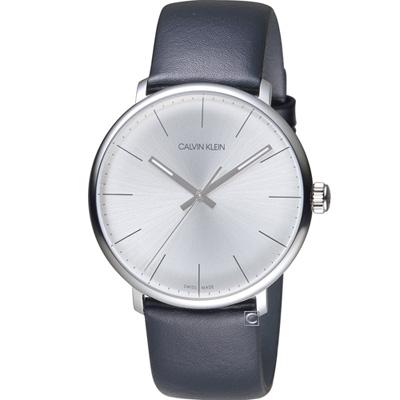Calvin Klein ck巔峰系列 復刻版時尚腕錶(K8M211C6)