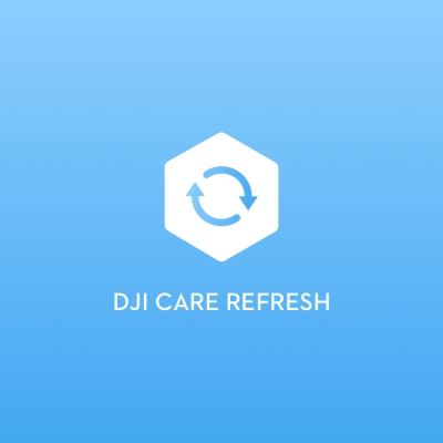 DJI Care Refresh FOR FPV COMBO 二年版序號卡 聯強貨