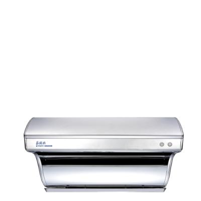 (全省安裝)莊頭北80公分直吸式斜背式(與TR-5301同款)排油煙機不鏽鋼色TR-5301SL