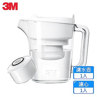 3M 經典款即淨長效濾水壺WP3000(1壺+1濾心)