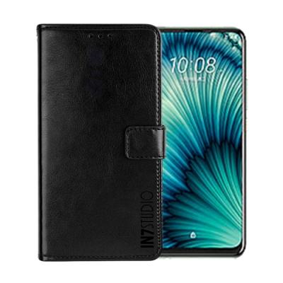 IN7 瘋馬紋 HTC U20 (6.8吋) 錢包式 磁扣側掀PU皮套 手機皮套保護殼