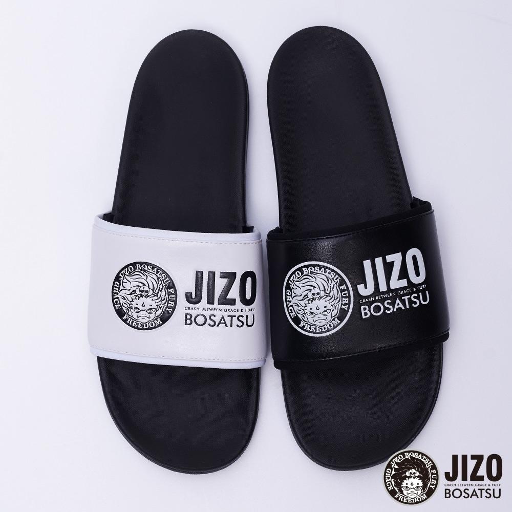 地藏小王 BLUE WAY –地藏黑白雙色拖鞋