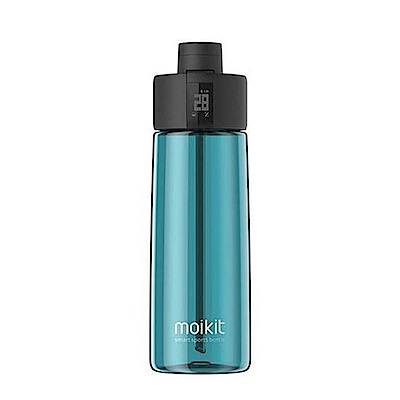 Moikit | Gene 智能運動水杯-藍色