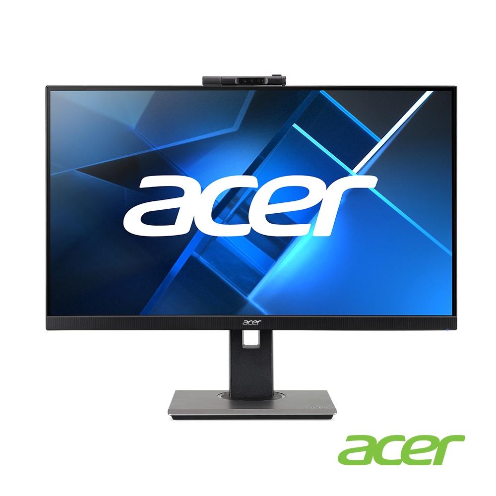 Acer B277 D 27型IPS窄編框電腦螢幕 內建鏡頭 內建喇叭