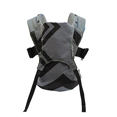 英國 WMM Venture+ 輕旅揹帶 - 大寶寶版 , 幾何碳灰