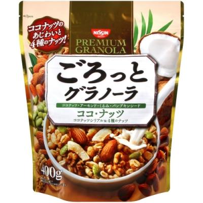 日清Cisco 椰子綜合堅果穀片(400g)