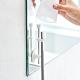日本【YAMAZAKI】MIST吸盤式直立兩用牙刷架-附杯★日本百年品牌★衛浴收納/牙刷 product thumbnail 2