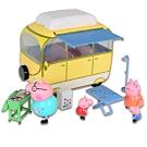 粉紅豬小妹 超大露營車   PEPPA PIG