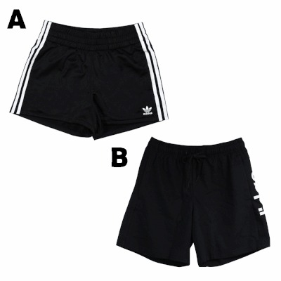 [限搶]【時時樂限定】ADIDAS 男女 3 STR SHORT 運動短褲