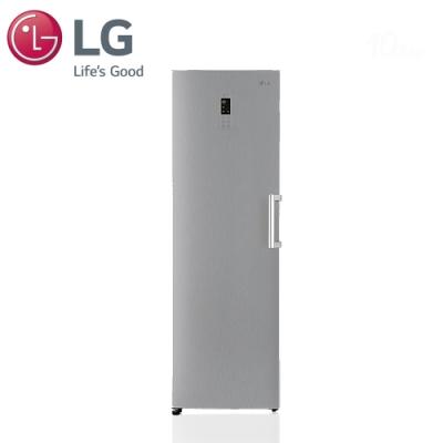 LG樂金 313L 直驅變頻單門冷凍冰箱 / 精緻銀(GR-FL40SV)