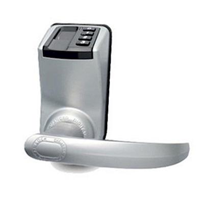 愛迪爾3398指紋鎖 門鎖(亞鉻)指紋密碼鎖 防盜鎖 美國銷售第一 電子鎖  (不含安裝)