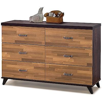 凱曼 奧斯卡4尺積層木六斗櫃