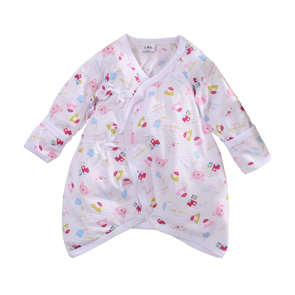 嬰兒薄款護手蝴蝶衣 k51021 魔法Baby