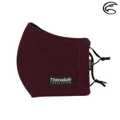 ADISI 防風保暖口罩 AS19026 / 酒紅