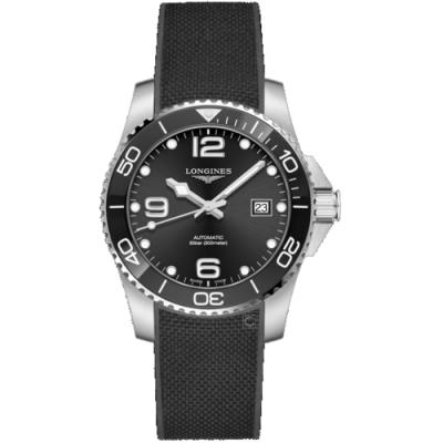 LONGINES浪琴深海征服者潛水機械錶(L37814569)