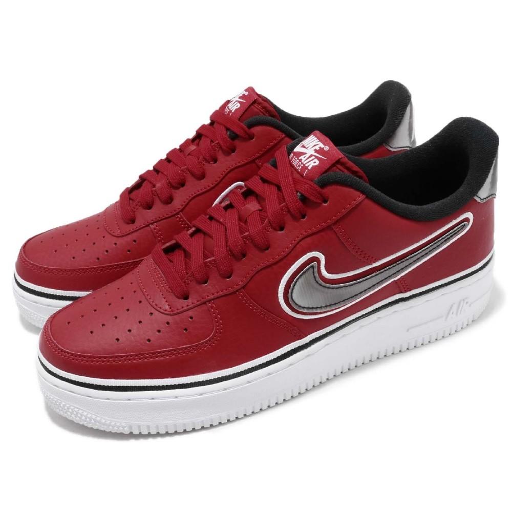Nike Air Force 1 低筒 運動 男鞋 | 休閒鞋 |