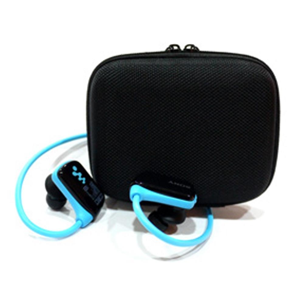 輕巧硬殼收納盒 耳道式 入耳式 耳掛式耳機專用