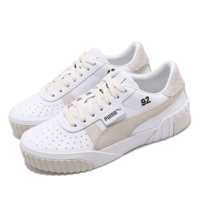 Puma 休閒鞋 Cali Leather Suede 女鞋