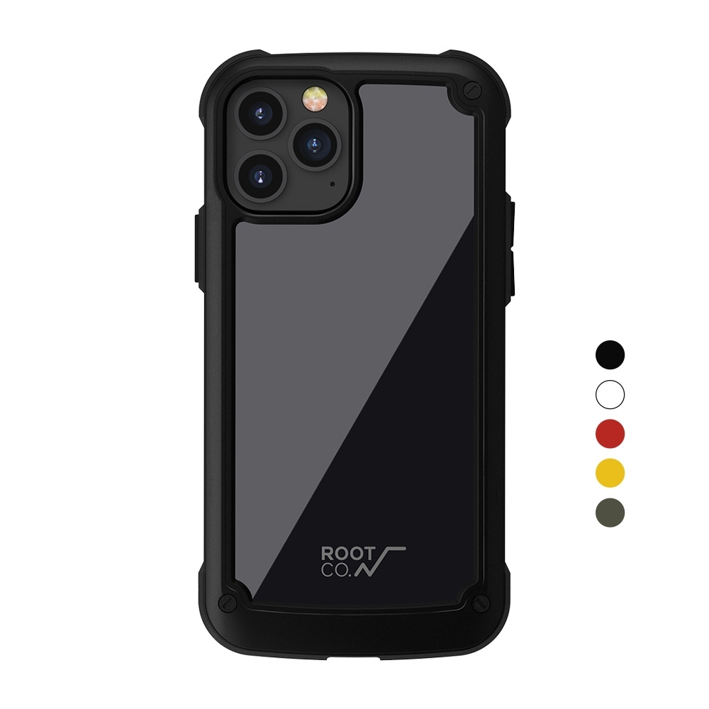 ROOT CO. - Tough & Basic iPhone 12 Pro 手機殼系列