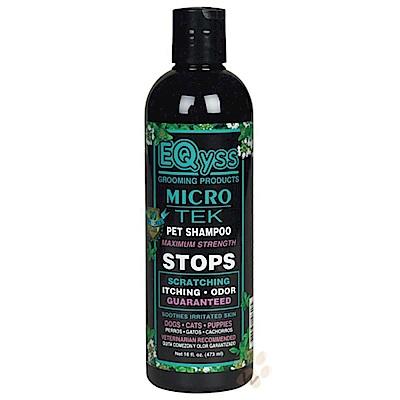 EQyss Micro-Tek 皮膚消腫抗菌洗毛精 16oz