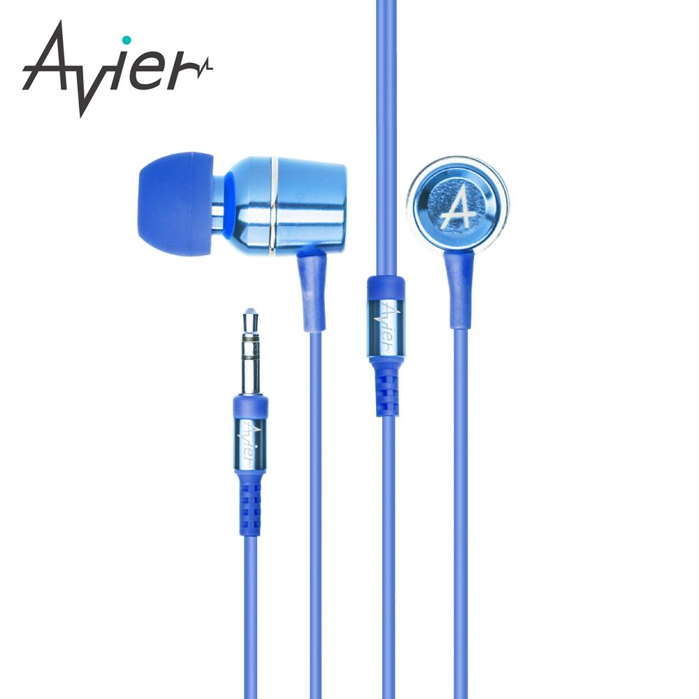 【Avier】炫彩入耳式耳機  / 三色