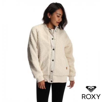 【ROXY】CLOUD BLOUSON 外套 米色