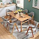 AS-安妮德餐椅-50x53x83cm(五色可選)